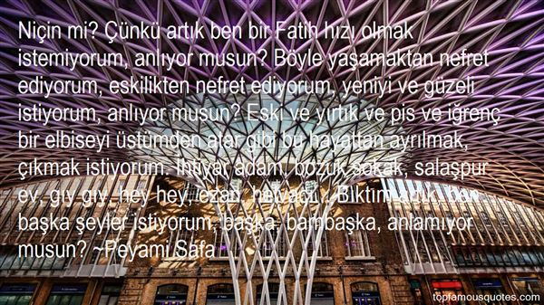 Quotes About Fatih