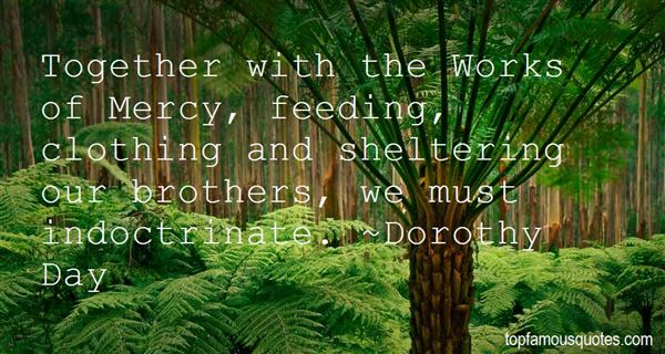 Quotes About Feeding Others