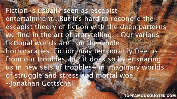 Quotes About Fictional Worlds