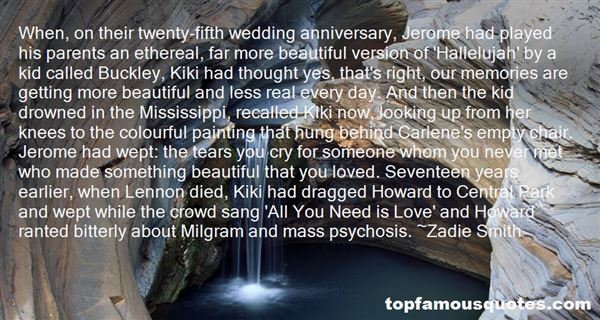 Quotes About Fifth Anniversary
