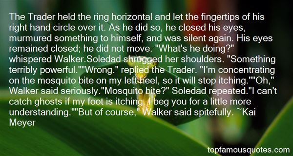 Quotes About Fingertips