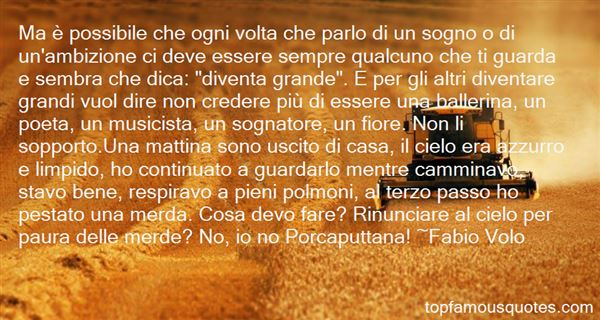 Quotes About Fiore