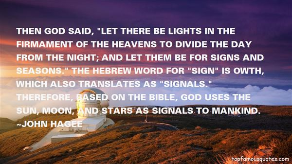 Quotes About Firmament