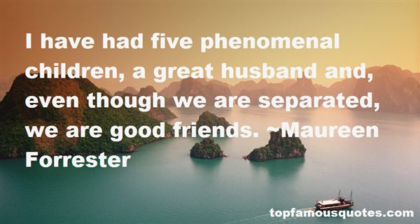 Quotes About Five Friends