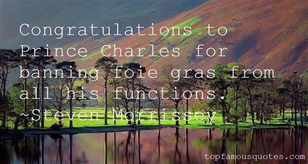 Quotes About Foie Gras
