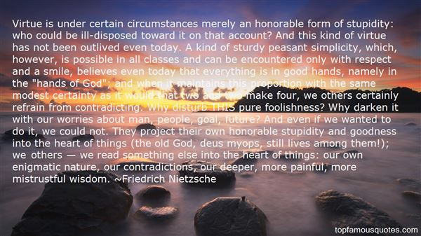 Quotes About Foolishness And Wisdom