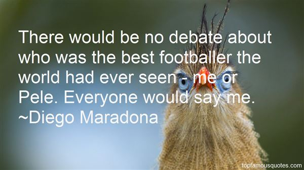 Quotes About Football Pele
