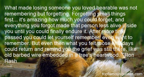 Quotes About Forgetting Yourself