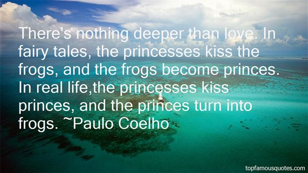 Quotes About Frogs And Princes