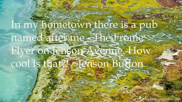 Quotes About Frome