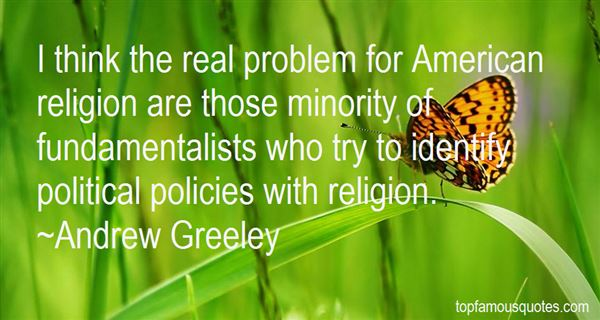Quotes About Fundamentalist Religion