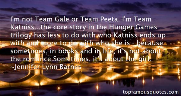 Quotes About Gale Hunger Games
