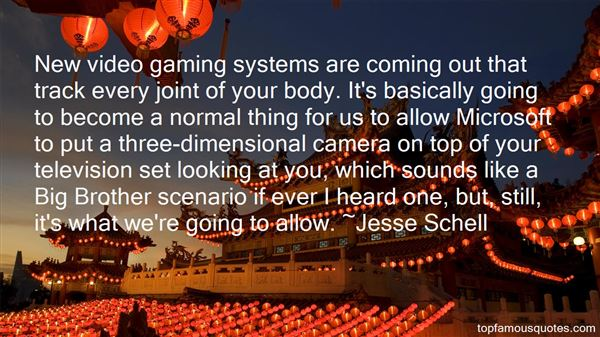 Quotes About Gaming Systems
