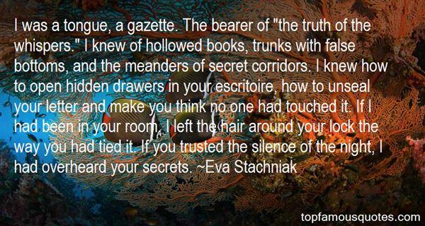Quotes About Gazette