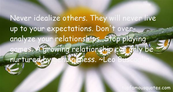 Quotes About Genuineness