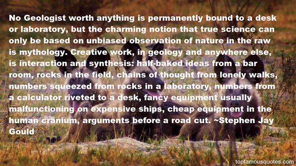 Quotes About Geologist