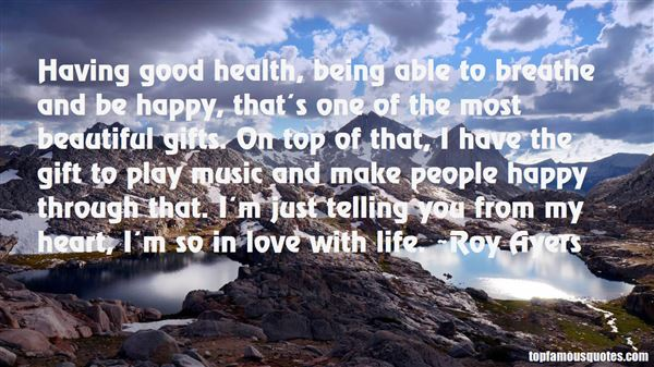 Quotes About Gift Of Life