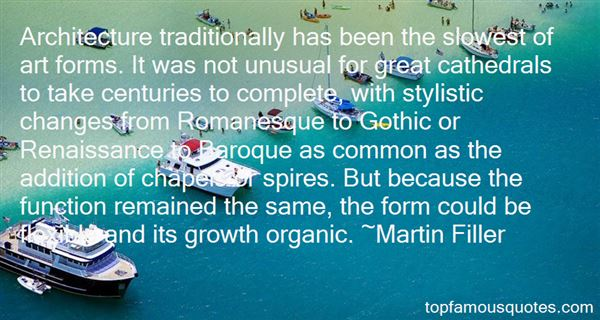 Quotes About Gothic