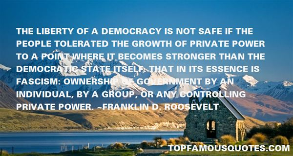 Quotes About Government Control