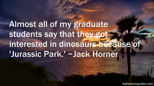 Quotes About Graduate Students