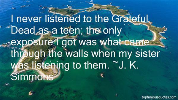 Quotes About Grateful Dead