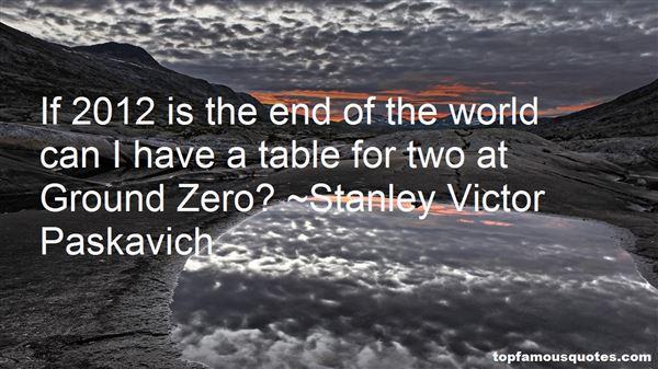 Quotes About Ground Zero