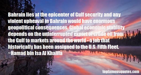 Quotes About Gulf