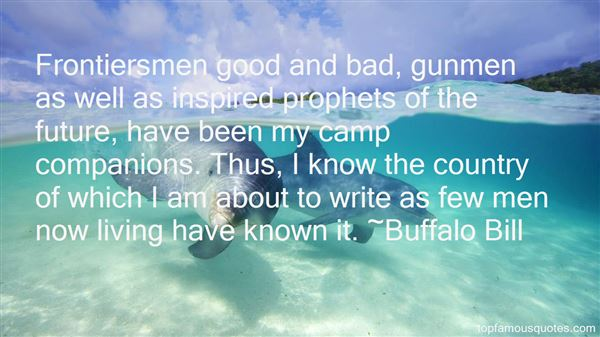 Quotes About Gunmen