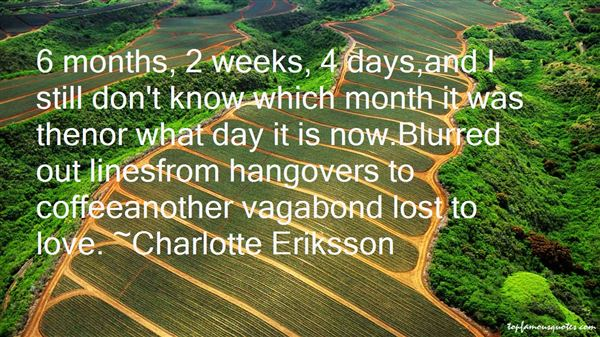 Quotes About Hangovers