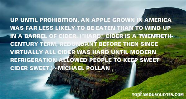 Quotes About Hard Cider