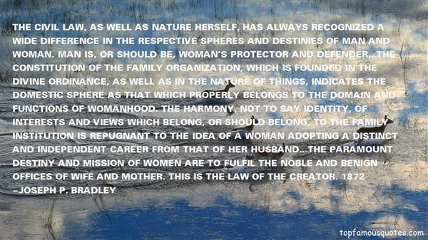 Quotes About Harmony In The Family