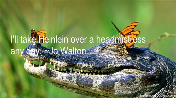 Quotes About Heinlein