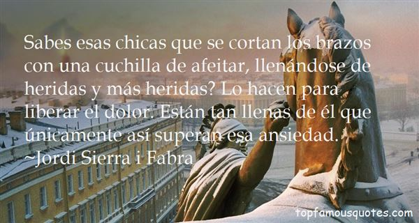 Quotes About Herida