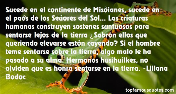 Quotes About Hermanos