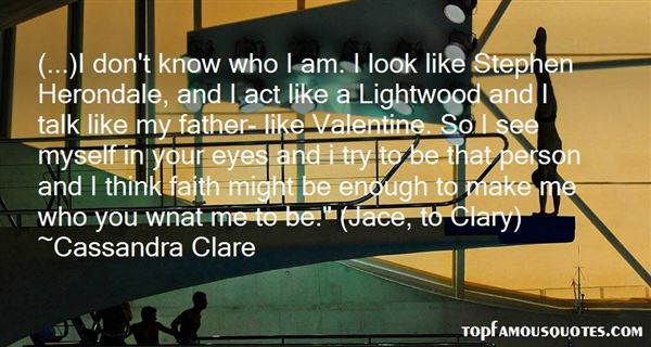 Quotes About Herondale