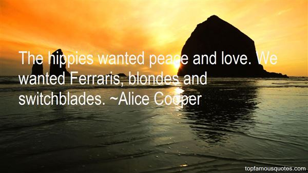 Quotes About Hippie Love