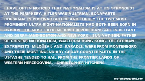 Quotes About Hitler Nationalism