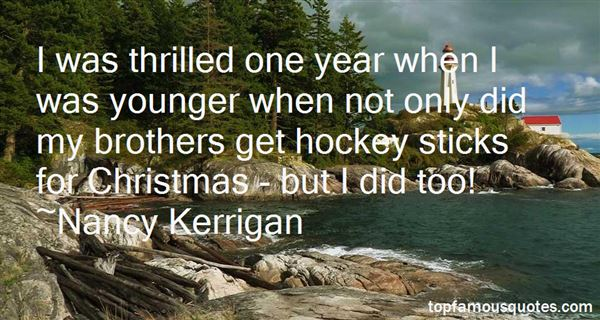 Quotes About Hockey Sticks