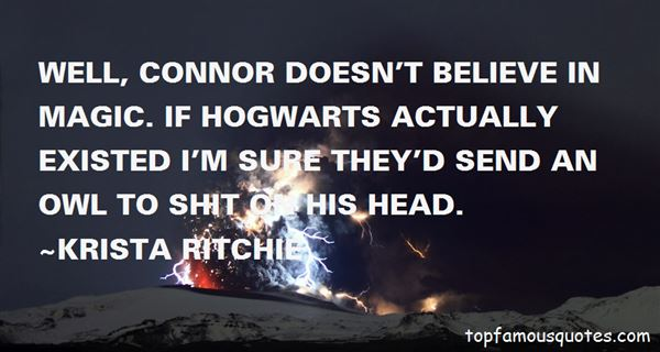 Quotes About Hogwarts