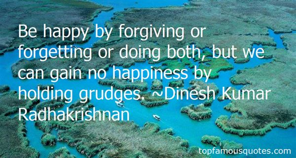 Holding Grudges Quotes: Best 5 Famous Quotes About Holding