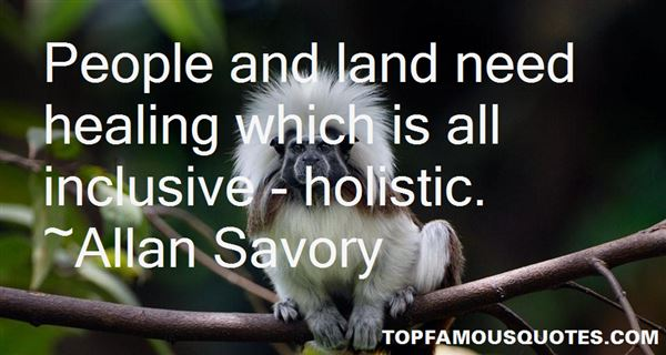 Quotes About Holistic