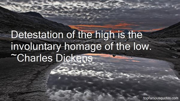 Quotes About Homage