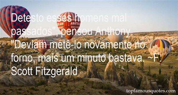 Quotes About Homens