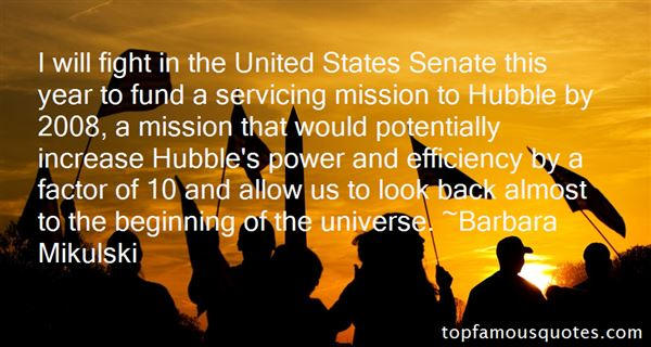 Quotes About Hubble