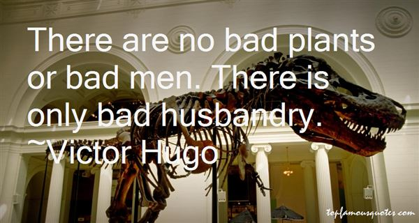 Quotes About Husbandry