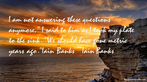 Quotes About Iain