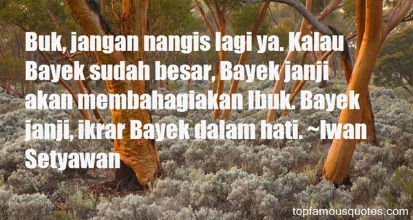 Quotes About Ibu