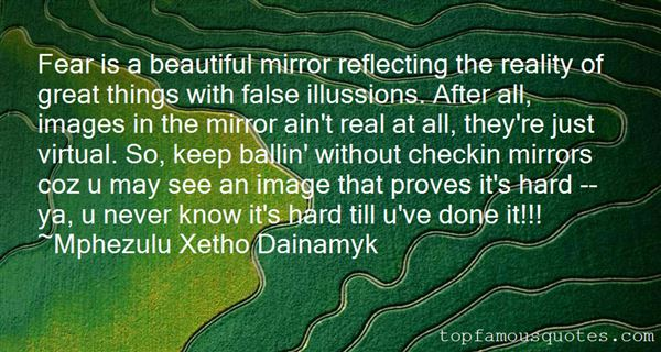 Quotes About Images In The Mirror
