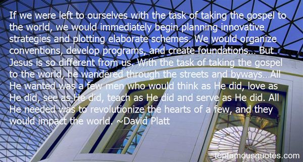 Quotes About Impact