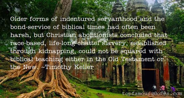 Quotes About Indentured